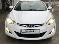 Hyundai Elantra 2014 года за 5 250 000 тг. в Шымкент