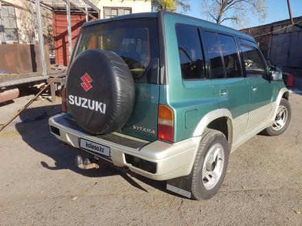 Suzuki Vitara 1996 года за 2 400 000 тг. в Алматы – фото 3