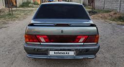 ВАЗ (Lada) 2115 (седан) 2006 года за 1 050 000 тг. в Шымкент – фото 4