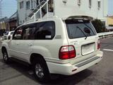 Toyota Land Cruiser 2000 года за 4 385 000 тг. в Владивосток – фото 3