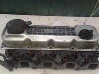 Гбц головка блока цилиндров TD27 за 120 000 тг. в Алматы
