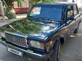ВАЗ (Lada) 2107 2010 года за 1 500 000 тг. в Кызылорда – фото 3