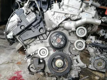 Двигатель 2gr 3.5 за 777 тг. в Алматы – фото 2