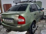 ВАЗ (Lada) Kalina 1118 (седан) 2009 года за 1 350 000 тг. в Атырау – фото 3