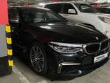 BMW 550 2017 года за 25 000 000 тг. в Нур-Султан (Астана)