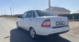 ВАЗ (Lada) Priora 2170 (седан) 2014 года за 3 000 000 тг. в Туркестан – фото 3