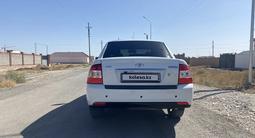 ВАЗ (Lada) Priora 2170 (седан) 2014 года за 3 000 000 тг. в Туркестан – фото 4
