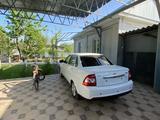 ВАЗ (Lada) Priora 2170 (седан) 2014 года за 3 200 000 тг. в Тараз – фото 3