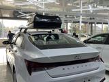 Hyundai Elantra 2021 года за 10 800 000 тг. в Шымкент – фото 4