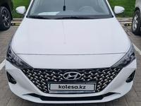 Hyundai Accent 2021 года за 9 500 000 тг. в Шымкент