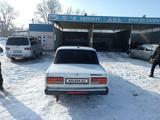 ВАЗ (Lada) 2107 1998 года за 550 000 тг. в Кордай – фото 4
