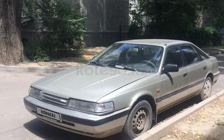 Mazda 626 1989 года за 800 000 тг. в Алматы