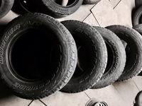 Летние шины Bridgestone (Япония) 275/65/17 за 29 990 тг. в Нур-Султан (Астана)