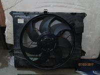 Вентилятор mercedes w164 ml 164 gl за 130 000 тг. в Алматы