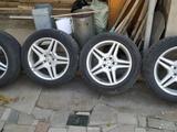 Диски AMG r19 с шинами за 200 000 тг. в Алматы