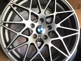 На BMW 1, 2, 3, 4, 5 6, 7, 8, 9-Series диски r18 M, с резиной и без. за 180 000 тг. в Алматы – фото 3