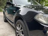 BMW X3 2008 года за 6 500 000 тг. в Алматы – фото 2