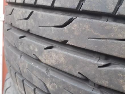 Резина Dunlop 195/60 r15 одиночка, свеже доставлен из Японии за 15 000 тг. в Алматы – фото 2