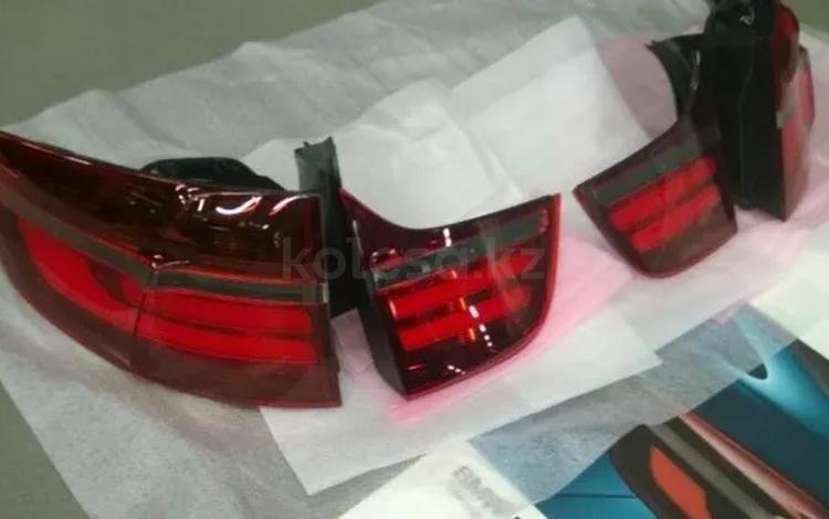 Задние фонари Black Line BMW X6 E71 Бмв х6 е71 за 99 000 тг. в Нур-Султан (Астана)