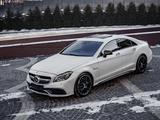 Mercedes-Benz CLS 63 AMG 2015 года за 23 000 000 тг. в Шымкент – фото 4