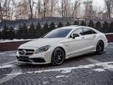 Mercedes-Benz CLS 63 AMG 2015 года за 23 000 000 тг. в Шымкент – фото 5