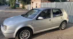 Volkswagen Golf 2001 года за 2 500 000 тг. в Алматы – фото 2