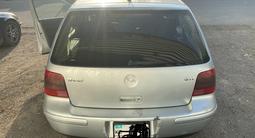 Volkswagen Golf 2001 года за 2 500 000 тг. в Алматы – фото 4