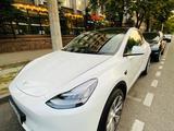 Tesla Model Y 2021 года за 35 500 000 тг. в Алматы – фото 3