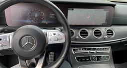 Mercedes-Benz E 200 2018 года за 16 900 000 тг. в Актобе – фото 5