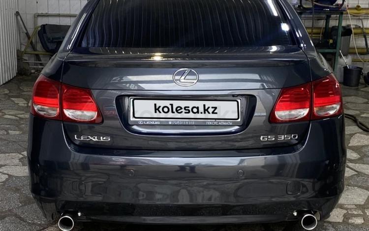 Lexus GS 350 2009 года за 7 900 000 тг. в Алматы