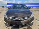 Hyundai Accent 2014 года за 4 200 000 тг. в Нур-Султан (Астана) – фото 2