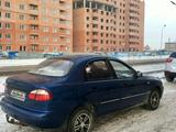Chevrolet Lanos 2007 года за 980 000 тг. в Нур-Султан (Астана) – фото 3