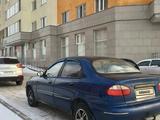 Chevrolet Lanos 2007 года за 980 000 тг. в Нур-Султан (Астана) – фото 4