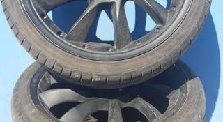Диски Mercedes w220 lorinser r19 Разноширые за 100 000 тг. в Шымкент