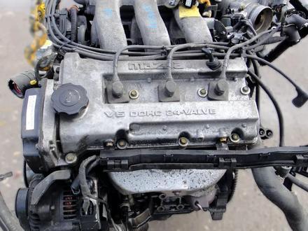 Контрактный двигатель (АКПП) на Mazda Xedos, KL, KF, Z5 за 220 000 тг. в Алматы