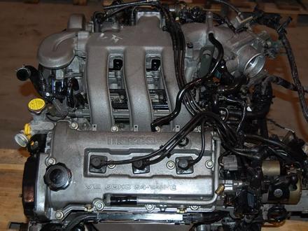 Контрактный двигатель (АКПП) на Mazda Xedos, KL, KF, Z5 за 220 000 тг. в Алматы – фото 3