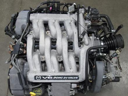 Контрактный двигатель (АКПП) на Mazda Xedos, KL, KF, Z5 за 220 000 тг. в Алматы – фото 4