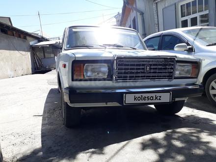 ВАЗ (Lada) 2107 2010 года за 1 100 000 тг. в Шымкент