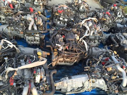 Контрактный двигатель (АКПП) за 290 672 тг. в Алматы
