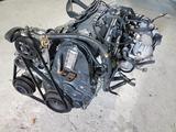 Двигатель f23a на Honda Odyssey 2.3L за 260 000 тг. в Алматы