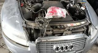 Двигатель мотор а6с6, объем двигателя 2, 0 турбо BPJ, б/у… за 450 000 тг. в Алматы