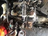 Двигатель Nissan Mistral r20 TD27 за 300 000 тг. в Тараз