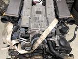 Двигатель м113 компрессор Мерседес за 1 700 000 тг. в Алматы – фото 2