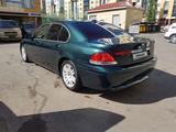 BMW 745 2002 года за 3 000 000 тг. в Нур-Султан (Астана) – фото 4
