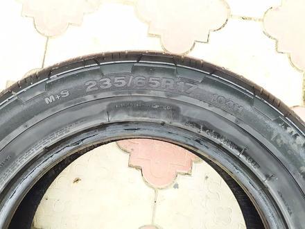 Шина летняя continental 235/65/17 за 3 000 тг. в Алматы – фото 2