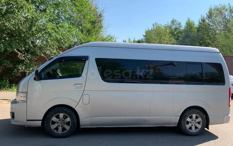 Toyota HiAce 2013 года за 9 500 000 тг. в Нур-Султан (Астана)