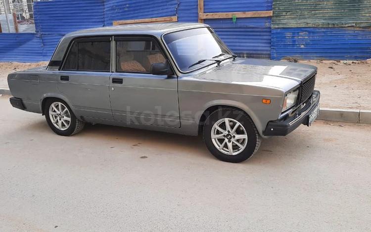 ВАЗ (Lada) 2107 2010 года за 1 450 000 тг. в Актау