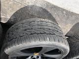 Диски с шинами от Porsche Cayenne за 300 000 тг. в Нур-Султан (Астана) – фото 2