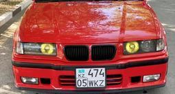 BMW 320 1997 года за 2 500 000 тг. в Алматы – фото 3