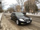 Mercedes-Benz S 550 2008 года за 8 000 000 тг. в Петропавловск – фото 3